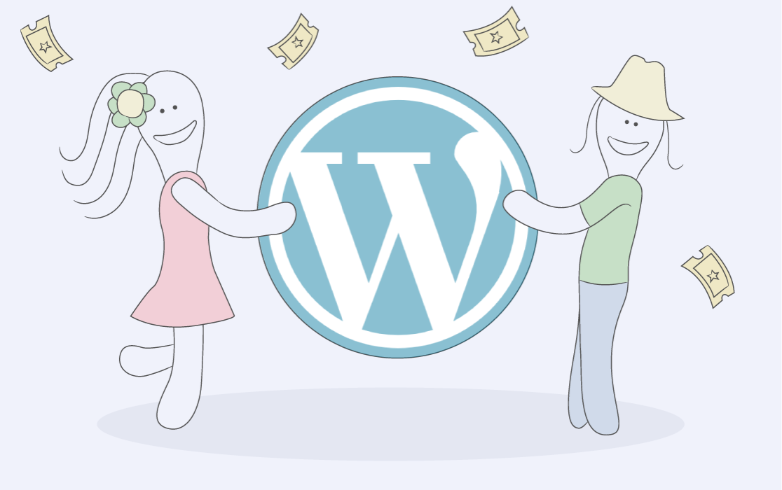 Sell tickets on WordPress