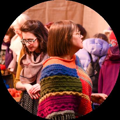 Jo Kelly, Edinburgh Yarn Company