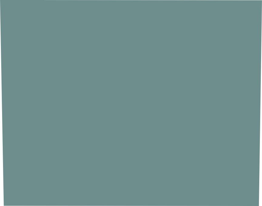 Mint green square
